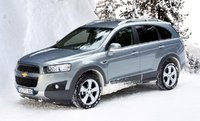 2008 Chevrolet Captiva Sport Picture Gallery