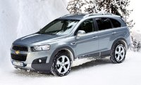 2008 Chevrolet Captiva Sport Overview