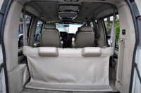 2002 GMC Savana G1500 Passenger Van, Picture of 2002 GMC Savana G1500, interior