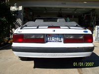Picture of 1989 Ford Mustang LX 5.0L Convertible, exterior