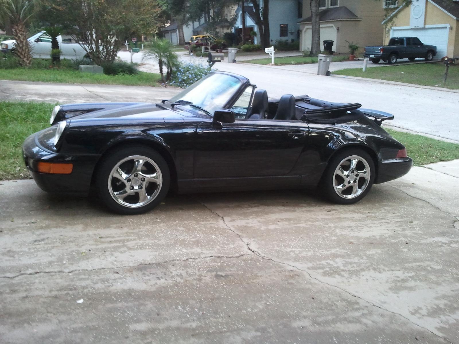 1991 Porsche 911 Pictures Cargurus