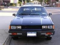 1980 Nissan 200SX same color and similar to the car I owned.