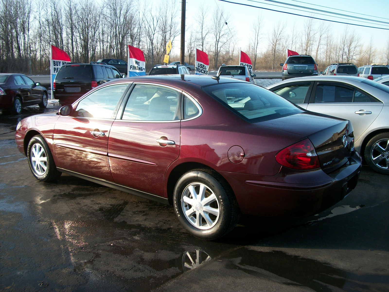 Buick Lacrosse Cx Pic on 2007 Buick Lacrosse Cx Parts