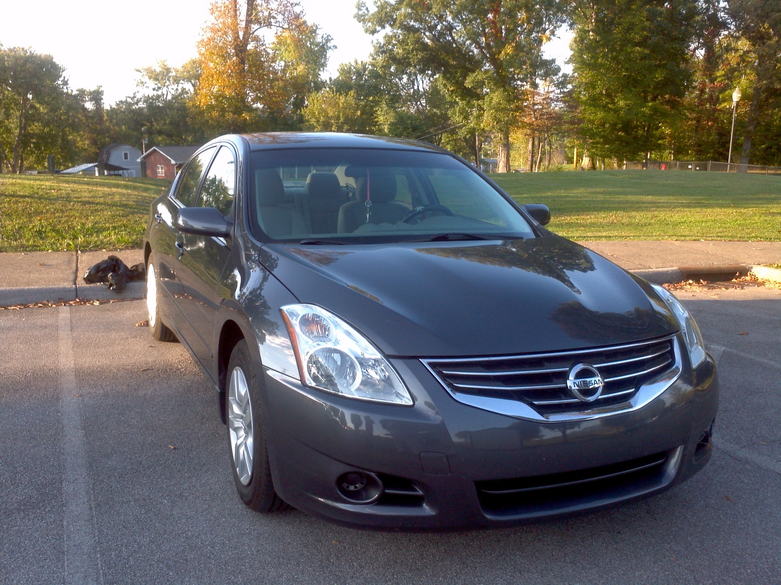 2011 Nissan Altima 2.5 S - Pictures - Picture of 2011 Nissan Altima ...