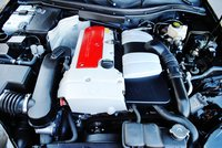 Picture of 2004 Mercedes-Benz SLK-Class 2 Dr SLK230 Kompressor Supercharged Convertible, engine