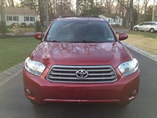 2010 Toyota Highlander SE 4WD - Pictures - Picture of 2010 Toyota ...
