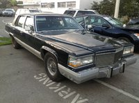 1992 Cadillac Brougham Overview