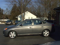 Picture of 2008 Hyundai Elantra SE Sedan FWD, exterior, gallery_worthy