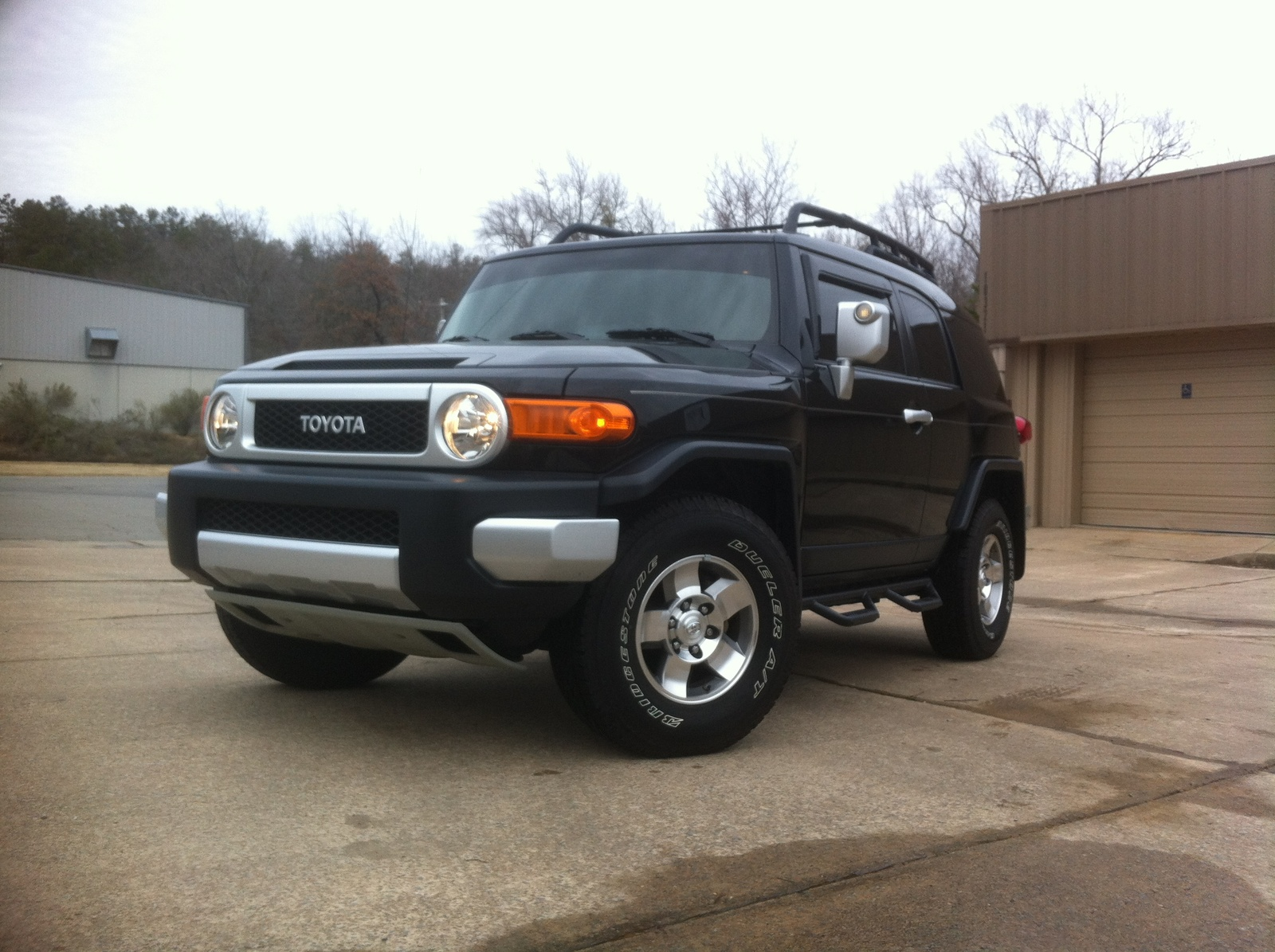 2008 toyota fj cruiser pictures cargurus. Black Bedroom Furniture Sets. Home Design Ideas