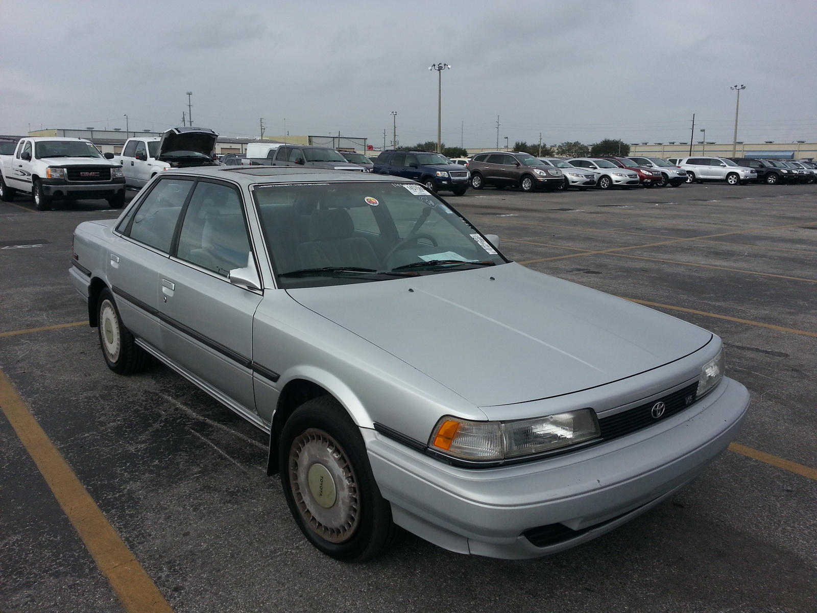 1991 Toyota Camry Pictures Cargurus