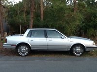 1987 Oldsmobile Cutlass Ciera Overview