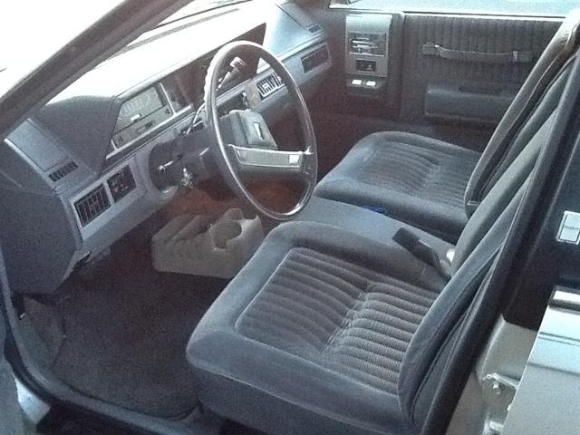 Picture of 1987 Oldsmobile Cutlass Ciera, interior