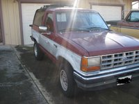 Picture of 1989 Ford Bronco II XLT 4WD, exterior