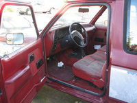 Picture of 1989 Ford Bronco II XLT 4WD, interior
