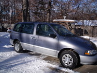 Picture of 2000 Mercury Villager 4 Dr Sport Passenger Van, exterior