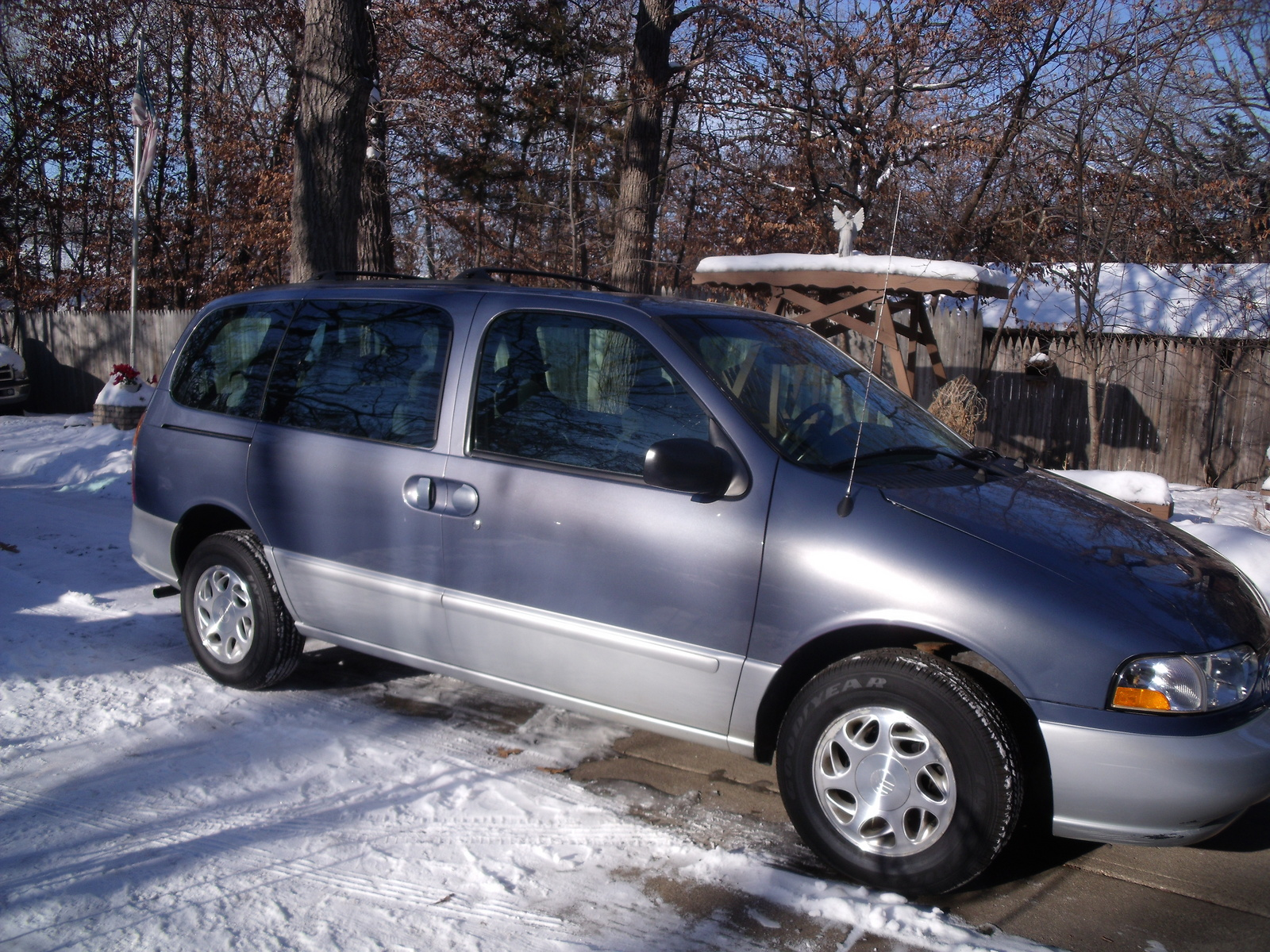 Picture of 2000 Mercury Villager 4 Dr Sport Passenger Van