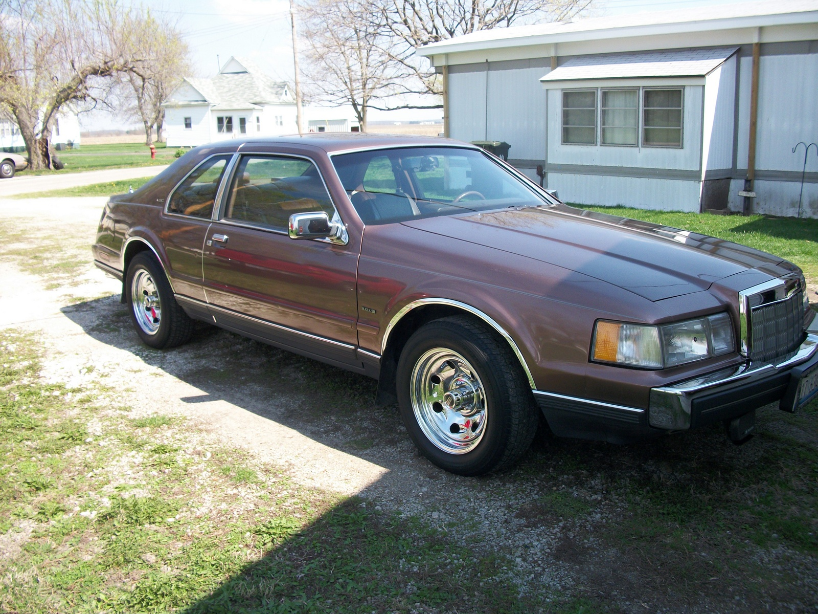 1988 Lincoln Mark VII LSC picture, exterior