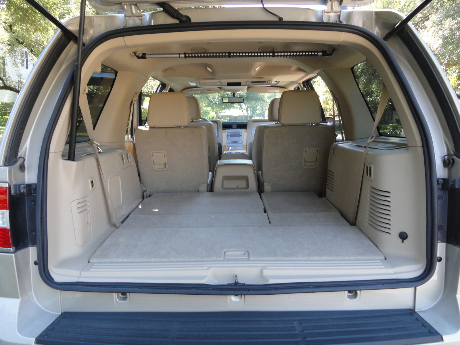 2007 Lincoln Navigator Interior Pictures Cargurus