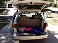 Picture of 2000 Toyota Sienna XLE, interior, gallery_worthy