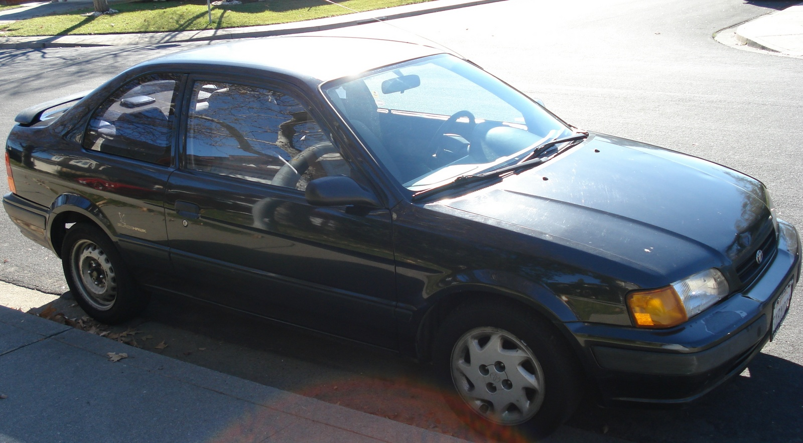 1997 Toyota Tercel 2 Dr Limited Edition Coupe picture