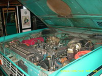 Picture of 1969 Ford Bronco, engine