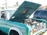 Picture of 1969 Ford Bronco, exterior, engine