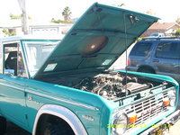 Picture of 1969 Ford Bronco, engine, exterior