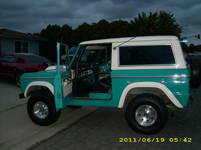 Picture of 1969 Ford Bronco, exterior