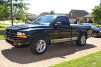 Picture of 1999 Dodge Dakota 2 Dr R/T Sport Standard Cab SB, exterior