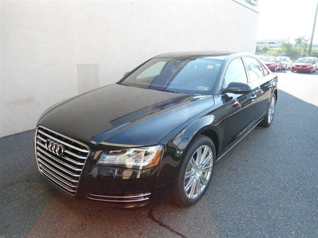 Picture of 2013 Audi A8 L W12 quattro AWD, exterior, gallery_worthy