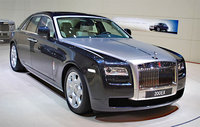Picture of 2013 Rolls-Royce Ghost Extended Wheelbase, exterior, gallery_worthy