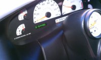 Picture of 2004 Ford F-150 SVT Lightning 2 Dr Supercharged Standard Cab Stepside SB, interior, gallery_worthy