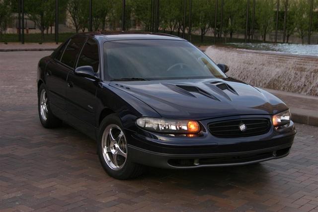 1998 buick regal gs review
