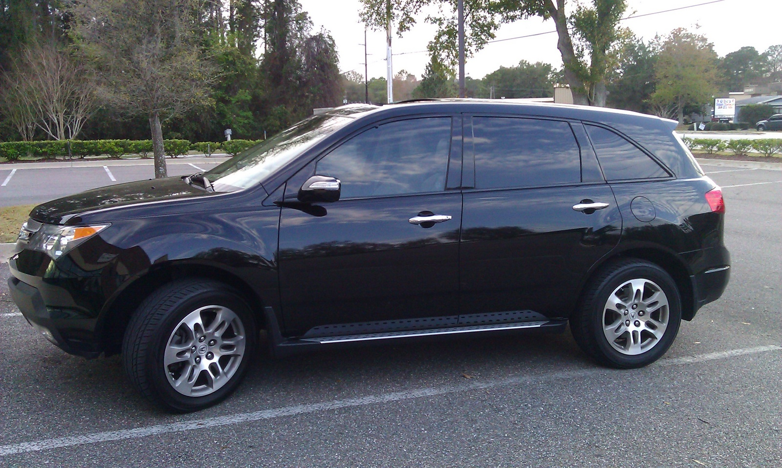 Picture Of 2007 Acura Mdx Awd Tech Pkg Exterior