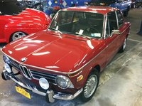 1969 BMW 2002 Overview