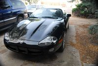 2002 Jaguar XK-Series Overview