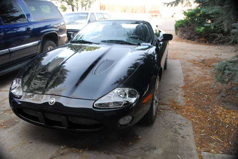 Picture of 2002 Jaguar XK-Series XKR 100 Convertible