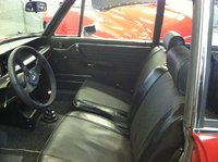 Picture of 1969 BMW 2002, interior