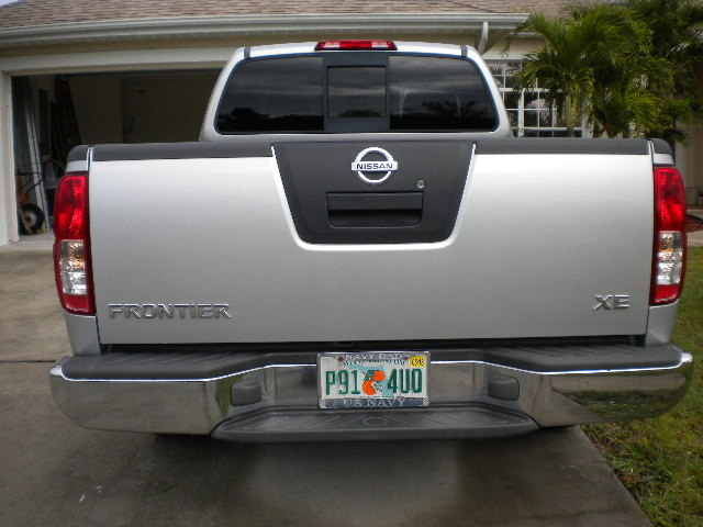 Picture of 2005 Nissan Frontier 4 Dr XE King Cab SB, exterior