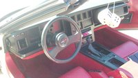 1987 Chevrolet Corvette Convertible, lets go for a ride...., interior