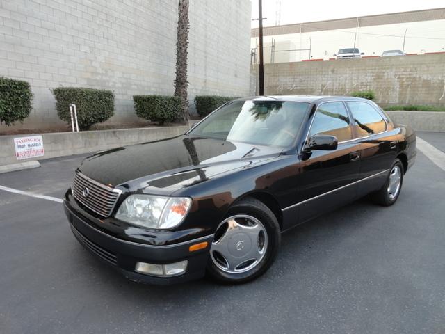 1998 Lexus Ls 400 Pictures Cargurus