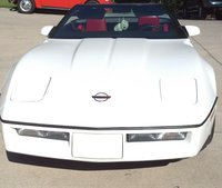 1987 Chevrolet Corvette Convertible picture, exterior
