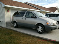 Picture of 2000 Toyota Sienna LE, exterior, gallery_worthy