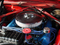 Picture of 1964 Ford Thunderbird, engine