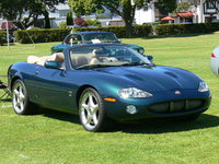 2002 Jaguar XK-Series XKR Convertible, At Jaguars on the Island 2011, exterior, gallery_worthy