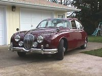 1960 Jaguar Mark 2 Overview
