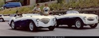 1954 Austin-Healey 100 Overview