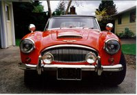 1964 Austin-Healey 3000 Picture Gallery