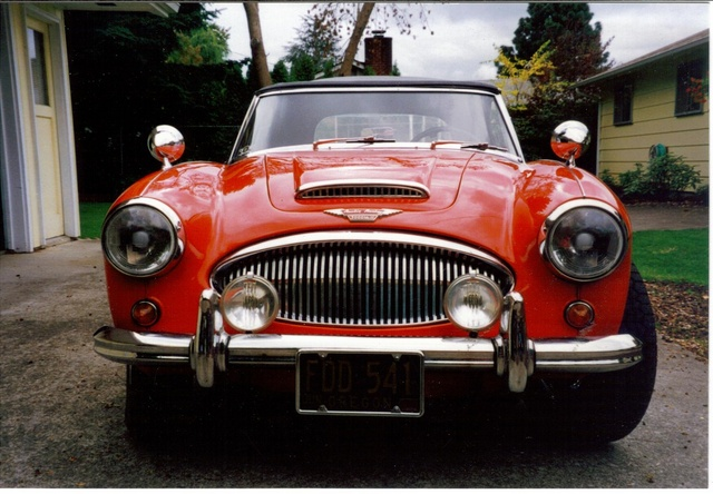 Picture of 1964 Austin-Healey 3000