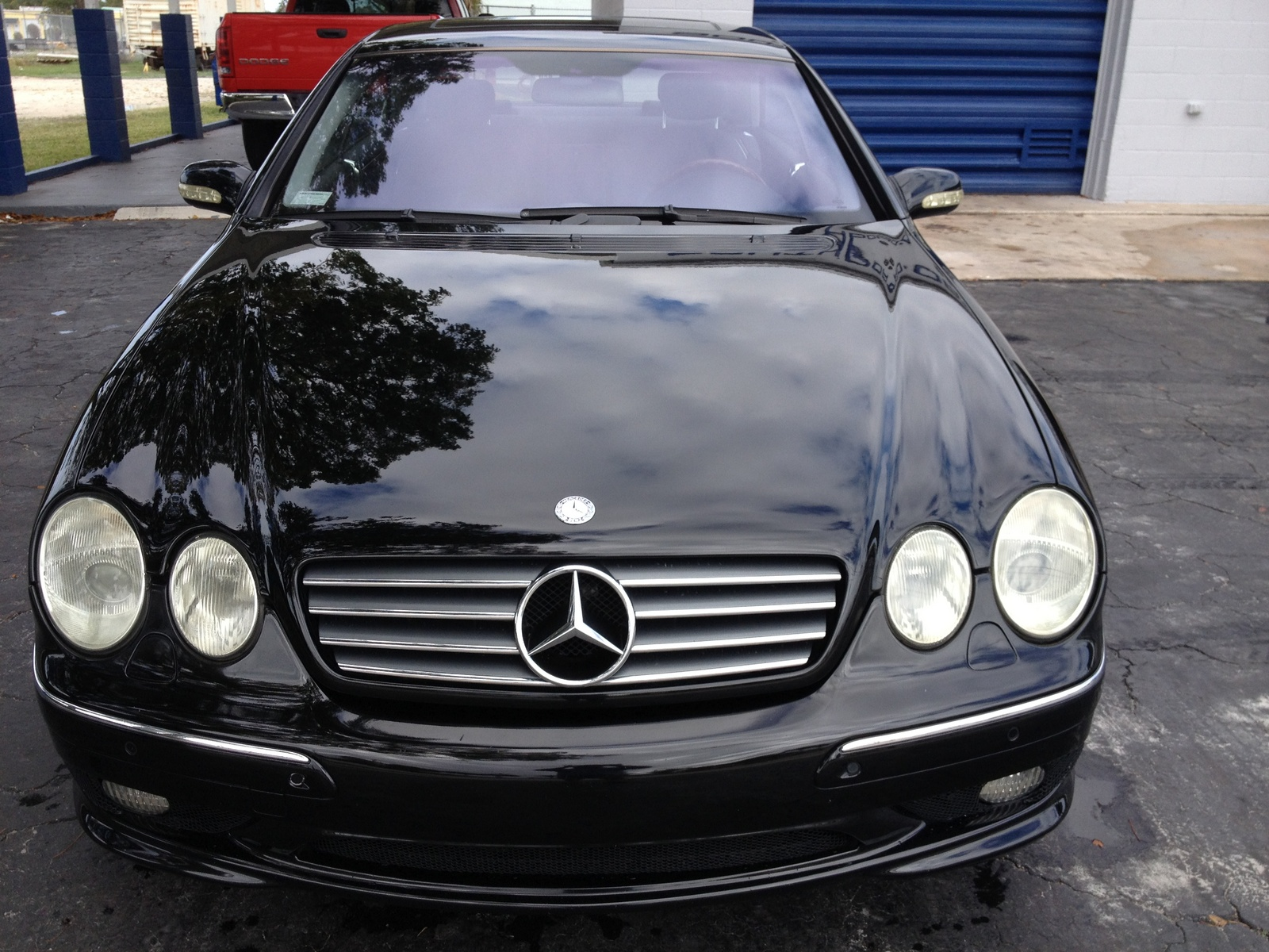 Picture of 2002 Mercedes-Benz CL-Class 2 Dr CL500 Coupe